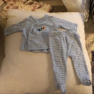 Baby boy matching outfit